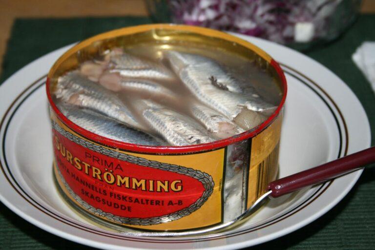 Nicht-Wählen – oder: Was ist eigentlich Surströmming?