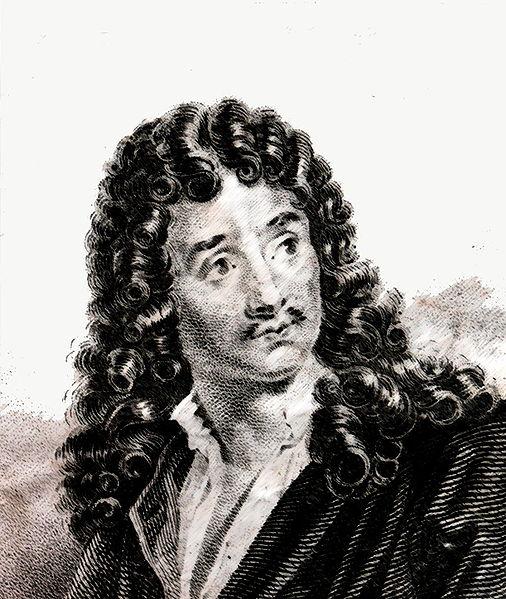 Molières Kissenschlacht