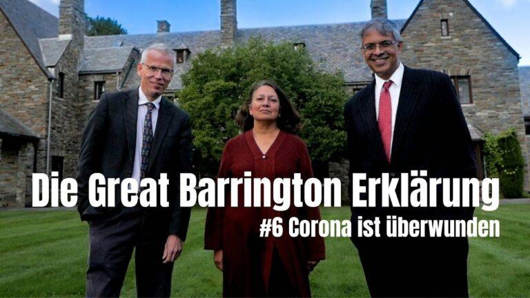 Great Barrington Declaration
