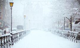 Jetzt auch noch Winter!?