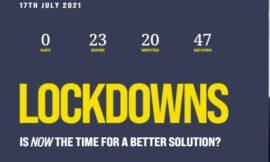 Online Summit zu Lockdowns