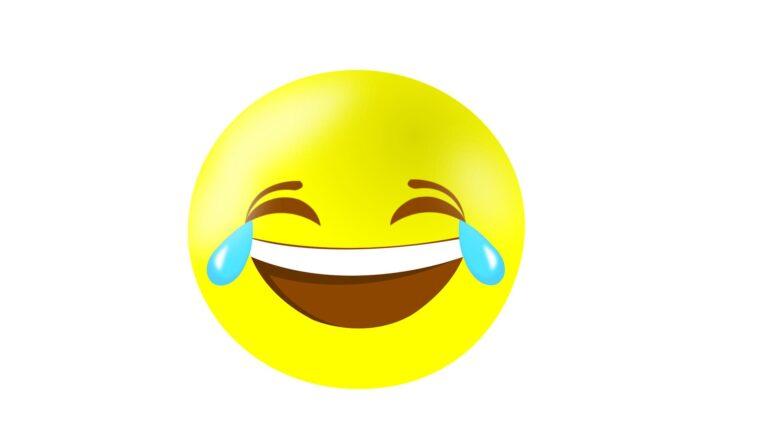 Wir lachen – und wissen nicht warum